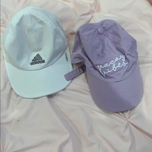 Hats bundle white one is sold